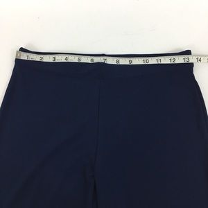 Clara Sun Woo Pants - Clara Sun Woo blue navy pull on pants size small